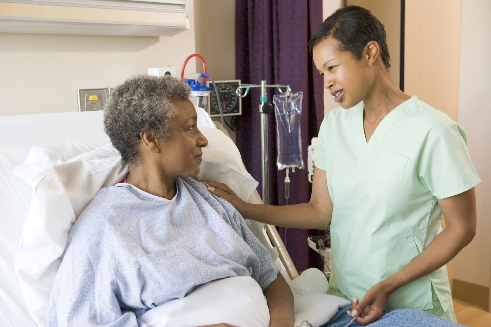 Long Term Care (LTC) at Park Manor of Cypress Station. Providing 24 hour healthcare.