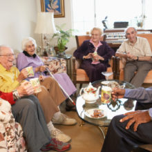Seniors leave good Reviews, Ratings, and Testimonials for Park Manor of Cypress Station.
